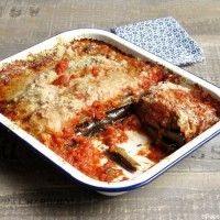 Aubergine im Parmigiana-Stil Jamie Oliver – ❤️Vegetables! Clean Recipes, Vegetable Recipes, Vegetarian Recipes, Cooking Recipes, Aubergine Parmesan, Chefs, Italian Recipes, Food Inspiration, Food Porn