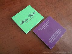 Minicards!