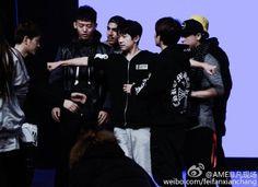 Weibo_Weibo AME phi thường cảnh 's