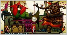 Surrealism, Fair Grounds, Image, Painters
