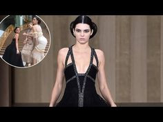 Kendall Jenner, Gigi Hadid And Bella Hadid Get Low In Their Chanel Outfits - http://oceanup.com/2016/01/27/kendall-jenner-gigi-hadid-and-bella-hadid-dance-for-fashion/