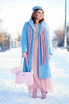 Sky-blue-mohair-vintage-coat-sky-blue-wool-vintage-hat