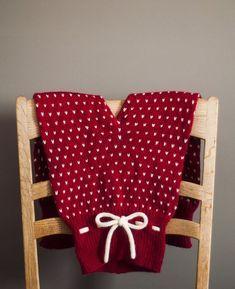 Knitting For Kids, Baby Knitting Patterns, Crochet Pattern, Knit Crochet, Baby Barn, Modern Retro, Drops Design, Belle Epoque, Christmas Stockings