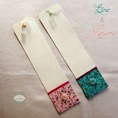 Bookmarks Elinor & Marianne from Sense and Sensibility - Jane Austen