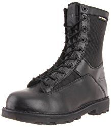 Bates Men's 8 Inches Durashocks Lace-to-Toe Work Boot