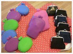Portmoneetjes met rozijntjes (femke gaat naar de muntjes (babygroep) )