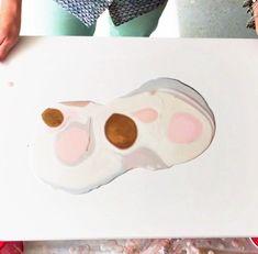 paint pour, pour art