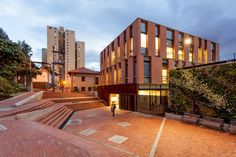 Gallery of University of Los Andes Public Space and Integrated Care Center / Daniel Bonilla Arquitectos - 8