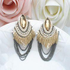 earrings,noble and elegant
