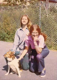 Young Cyndi 1970s