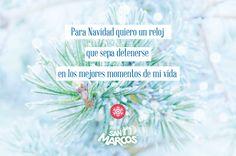 En estas fiestas deseamos que la paz, el amor y la alegría reine en sus hogares ¡Feliz Navidad de parte de toda la familia San Marcos! #Navidad #xmas #quote #frase #navideña