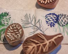 #набойка #штамп #штампы #печать #принт #набойки #print #ткань #лен #дерево #blockprint #wood #handmade #хэндмейд #рукоделие #бохо Napkins, Tableware, Dinnerware, Towels, Dishes, Napkin, Place Settings