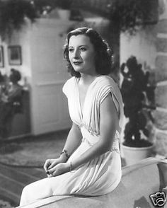Barbara Stanwyck, The Mad Miss Manton, 1938 (gowns by Edward Stevenson)