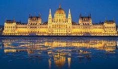 viaggio organizzato in pullman in ungheria per la visita di budapest