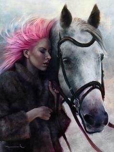 Artiste : Isabella Morawetz