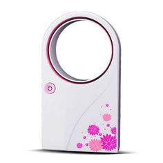 Personal Air Conditioner - Mini bladeless fan - USB & battery