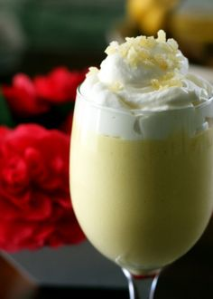 Perry's Plate: Dishing up real-food recipes and really good desserts » Ginger Mousse