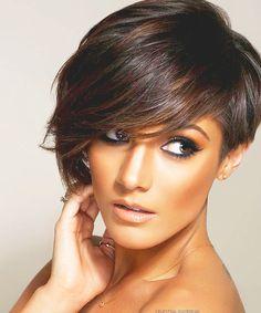 Frankie Sanford the hair...I'm seriously tempted!