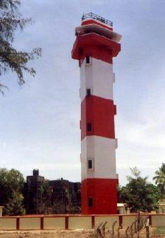 Lighthouses of India: Goa and Maharashtra, Umergaon