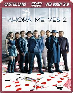 Ahora me ves 2 [DvDRip Xvid][Castellano Comedia Thriller, Movies, Movie Posters, Life, Films, Film Poster, Cinema, Movie, Film