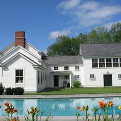 White Houses Design Ideas, Pictures, Remodel, and Decor - page 12