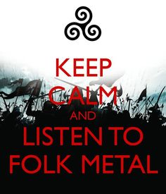 Who needs to be calm? Keep Calm, Heavy Metal, Folk, Artwork, Life, Heart, Heavy Metal Music, Work Of Art, Stay Calm