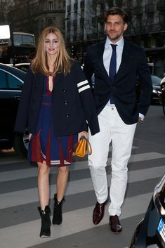 Olivia Palermo Can Still Channel Your Inner Athlete, Even When He's Upping the Fancy Factor
