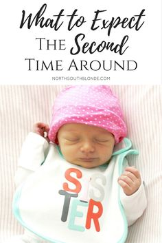 Motherhood, Parenting advice & Tips - What to expect when having your second baby or second child. Pregnant with your second? Here's what you should know! Click thru to see what life is like for a mom of two.