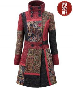 Shop our remarkable outlet and save on your favourite Joe Browns Coats & Jackets. Discover fabulous coats, jackets & waistcoats at great prices. Couture Coats, Fashion Moda, Womens Fashion, Coats For Women, Clothes For Women, Vestidos Vintage, Batik Dress, Mode Inspiration, Look Cool