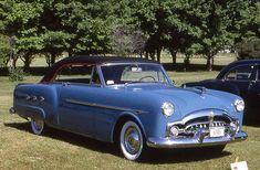 1952 Packard 250 Mayfair Convertible