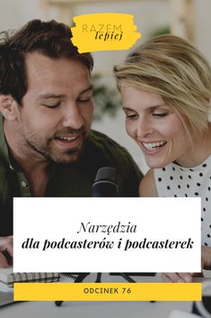 Narzędzia dla podcasterów i podcasterek - część 2 - razemlepiejpodcast.pl