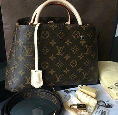 a395db7641a6 Authentic Second Hand Luxury Women Handbags · Louise Vuitton Montaigne  Monogram Canta  louisevuitton  louisvuittonmontaigne  shopbossamia   bossamia  lvbag