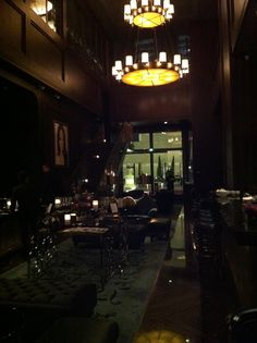 The Langham Shenzhen Jazz Bar, Shenzhen
