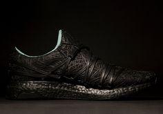 Galería de KXIV se inspira en el 'Bird Nest' de Herzog & de Meuron para las nuevas Adidas Ultra Boost - 5