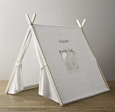 A-Frame Tent - Grey Star