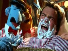 For my brother-in-law: Barbershop Smells Like Teen Spirit - The Muppets @Puck Ross