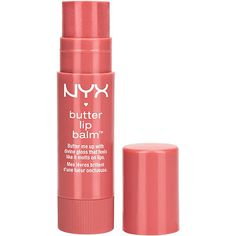 NYX Butter Lip Balm in Panna Cotta & Brownie