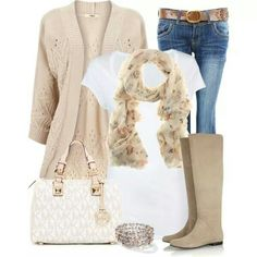 Another awesome winter/autumn outfit!