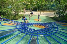 10 Ridiculously Cool Playgrounds Part 7 - Tinyme Blog