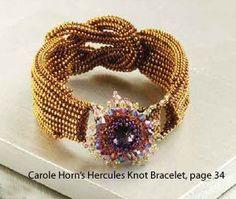 Hercules Knot Bracelet, by Carole Horn
