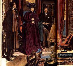 robert fawcett THE ADVENTURE OF THE ABBAS RUBY