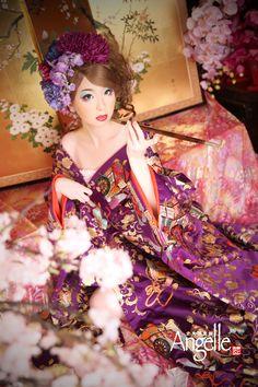 neo Oiran  neo花魁 #Oiran  #花魁体験 #kyoto #京都 #kimono