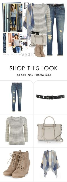 """""""Rachel Bilson Style - ged the look !"""" by firstclass1 ❤ liked on Polyvore featuring J Brand, Miss Selfridge, James Perse, Rebecca Minkoff, Dorothy Perkins, Ray-Ban, women's clothing, women's fashion, women and female"""