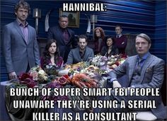Hannibal in a nut shell