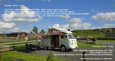 Bet u wish u had booked one of our fab #vintage #VW #Campervans! #Summer enquiries are coming in fast so email us NOW before best dates go! 'Fantastic experience, would recommend to anyone.' 'Fab weekend. Kids loved it.' 'Definitely the most fun I have had in a long time'; 'Highly recommended it was a dream come true' See what our customers have to say on our Facebook reviews. https://www.facebook.com/CastleCoastCampers/reviews/ #Campervan #Camper #Glamping #holidays