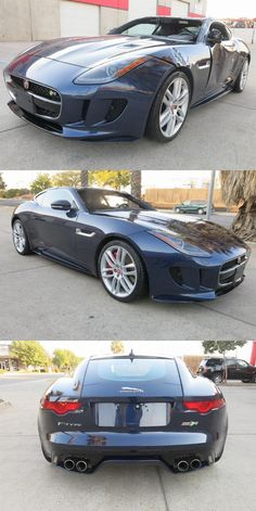 Sports Cars For Sale, Sport Cars, Jaguar F Type, Alloy Wheel, Automatic Transmission, Sports Car Racing