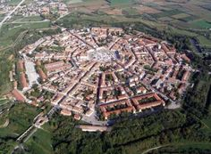 Smart ancestors  Palmanova, Friuli-Venezia-Giulia