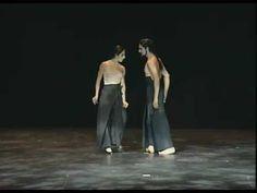 Shahrokh Moshkin Ghalam & Karine Gonzales. fusion of flamenco and Persian dance