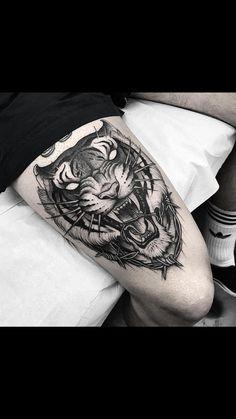 övünç dövme Crochet Hair Styles crochet protective styles for natural hair Bild Tattoos, Dope Tattoos, Leg Tattoos, Black Tattoos, Body Art Tattoos, Small Tattoos, Sleeve Tattoos, Tattoos For Guys, Chicano Tattoos