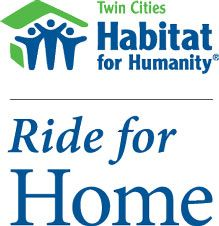 Join Twin Cities Habtiat for Humanity on Saturday, July 21, as we Ride for Home. This one-day bike ride event will start and end in St Louis Park and offer riders the option of a 40-mile loop or a short family ride. Both are fully supported with rest stops and a lot of trail riding.